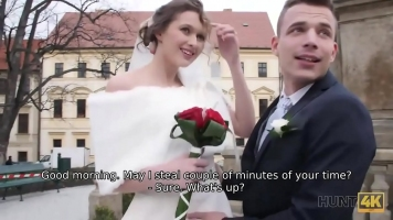العروس سمراء جميلة جدا ديك جيدة تتجادل مع زوجها
